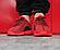 """Мужские кроссовки Adidas Yeezy 350 Boost  """"Red October"""", фото 4"""