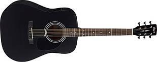 Гітара Cort AD810E Black Satin