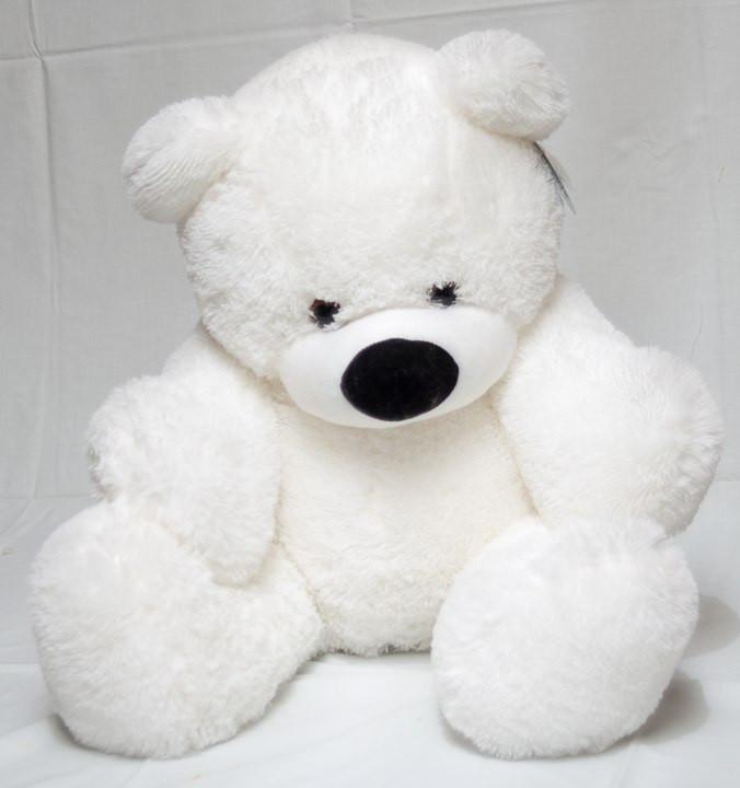 Маленькая игрушка медвежонок 55 см белый