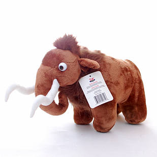 Іграшка м'яка Мамонт Менні, льодовиковий період