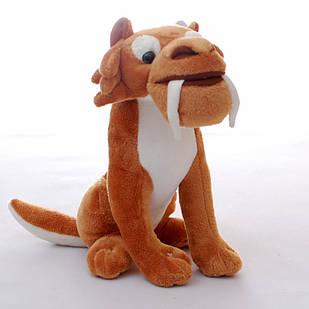 Іграшка м'яка тигр Дієго льодовиковий період