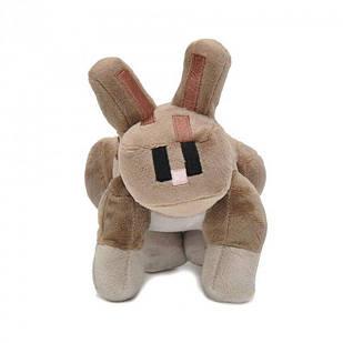 """Игрушка Пещерный кролик из Minecraft - """"Cave Rabbit"""" 18 см"""