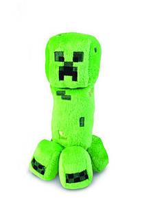 "Плюшевая игрушка Крипер из Minecraft - ""Creeper Toy"" - 20 см."