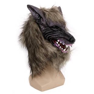 Маска  Волк, голова Волка