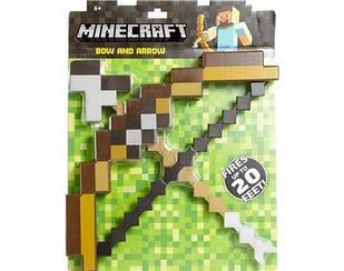 Пиксельный лук Майнкрафт Minecraft Оригинал