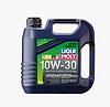 Синтетическое моторное масло Liqui moly (Ликви моли) LEICHTLAUF SPECIAL АА 10W-30  4л.