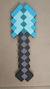 Лопата Майнкрафт (Minecraft), 45 см