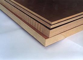 Текстоліт листовий марки ПТ товщина 20,0 мм, розмір аркуша 1000*2000мм. ГОСТ 5-78 (Китай)