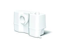 Grundfos Sololift2 WC-1. Фекальный насос. Для дренажа и канализации (подключается унитаз и раковина)