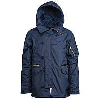 Оригинальная куртка N-3B Ambrose мужская Parka Alpha industries (Альфа Индастриз) Амброз США, фото 1