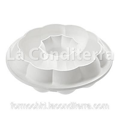 Силиконовые формы для десертов Kit Magia del tempo (объем=1000 мл)