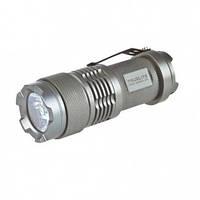 """Фонарик LED """"TrueLite Maxi"""" 3Ватт, яркость 120люмен (L106xD36mm) Tu100"""