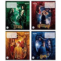 "Тетрадь 12 листов линия ""KITE"" / Harry Potter"