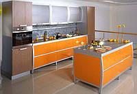 Кухни из МДФ