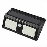 Сенсорный светильник LED-лампа на солнечной батарее Solar BG102-20 LED Черный