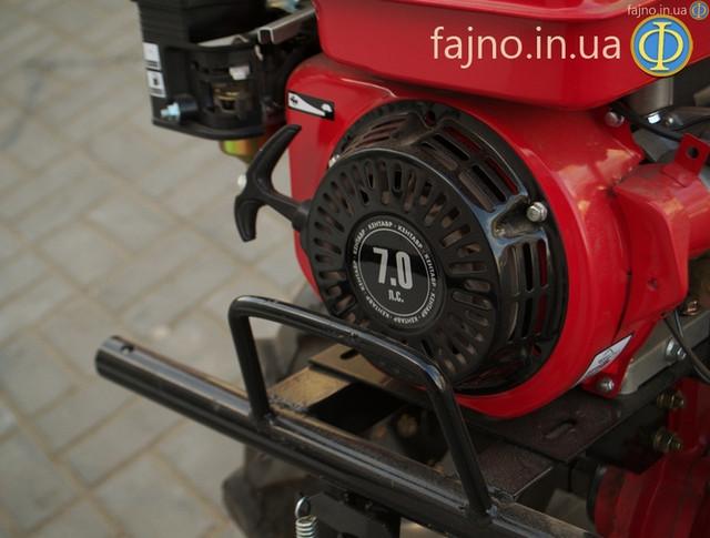 Стартер ручной в сборе на двигатель 7 л.с.