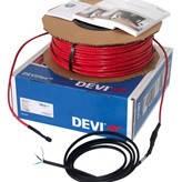 Кабель нагревательный (теплый пол 7 метров) DEVIflex 18T