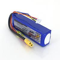 АКБ Turnigy LiPo 11.1v 2200 mAh 20C / Аккумуляторная батарея Тюрниджи 11.1 В 2200 мАч 20 C, литий-полимерная