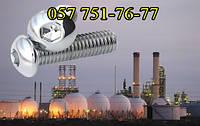 Винт М6 ГОСТ 28963-91, DIN 7380, ISO 7380 с полукруглой головкой, класс прочности 10.9