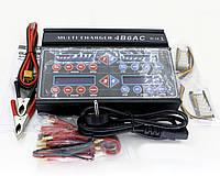 Зарядний пристрій Quattro AC 200W / Умное зарядное устройство Кватро AC 200 Вт (4 ImaxB6 в одном корпусе)