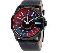 Великі чоловічі кварцові наручні годинники в стилі Diesel