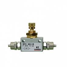 Регулятор подачі CO2 Camozzi RFO 382 4/6мм
