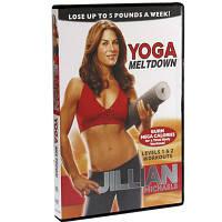 DVD тренировки Джиллиан Майклс - Йога для снижения веса