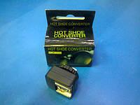 """Переходник под вспышку Canon """"Hot shoe converter"""" DF-8001, фото 1"""