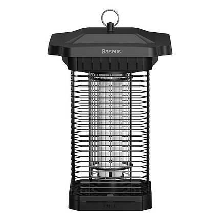 Антимоскітна лампа Baseus Pavilion Courtyard Mosquito Killer ACMWD-TB01 (Чорна), фото 2