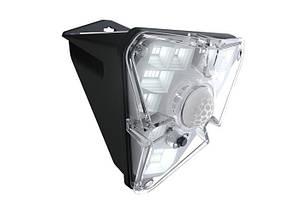 Світлодіодний світильник на сонячній батареї з датчиком руху Baseus DGNEN-A01 (Чорний), фото 3