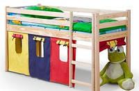 Детская кровать Halmar NEO