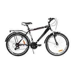"""Велосипед ARDIS SANTANA 24"""" CTB ST Вишнево-чорний"""