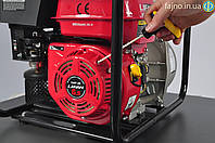 Ручной стартер мотопомпы (6,5 л.с., выходы 50 или 80 мм)
