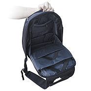 Рюкзак протикрадій Eceen ECE-681T з USB Black (3120-8663a), фото 3