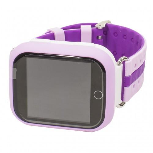 Дитячі смарт-годинник UWatch Q100S з GPS Pink (2965-8318a)