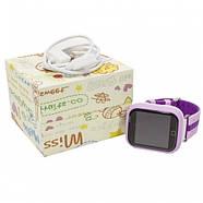 Дитячі смарт-годинник UWatch Q100S з GPS Pink (2965-8318a), фото 2