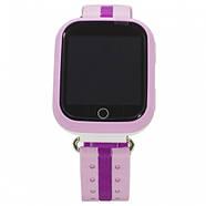 Дитячі смарт-годинник UWatch Q100S з GPS Pink (2965-8318a), фото 3