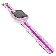 Дитячі смарт-годинник UWatch Q100S з GPS Pink (2965-8318a), фото 6