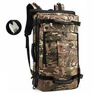 Рюкзак-сумка KAKA 2050 D Camouflage (4216-12281a), фото 2