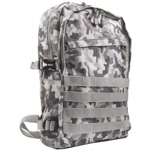Рюкзак городской KAKA KA-666 Camouflage Grey (4219-12267a)