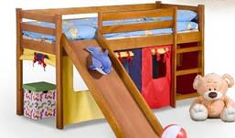 Детская кровать Halmar NEO PLUS