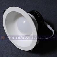 Светильник светодиодный дневного света IMPERIA 12w круг встраиваемый LUX-531261