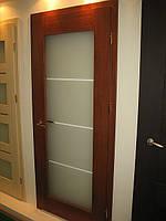 Двери Verto Лада-Концепт 5.3  цвет Вишня «Резист»