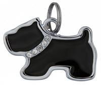 Trixie Медальон Собачка с камнями 1 шт.