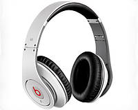 Наушники Monster Beats by Dr.Dre Studio белый