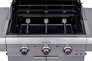 Газовый гриль Saber Select 3-Burner Gas Grill, фото 6