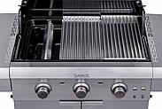 Газовый гриль Saber Select 3-Burner Gas Grill, фото 8