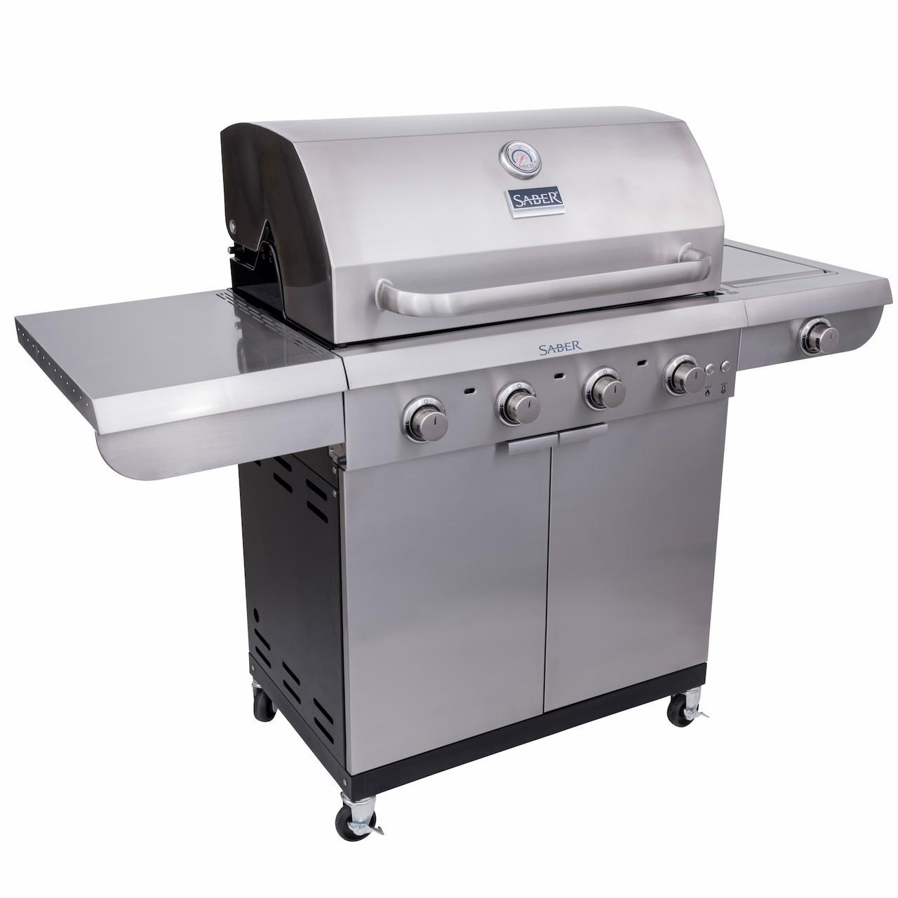 Газовый гриль Saber Select 4-Burner Gas Grill