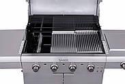 Газовый гриль Saber Select 4-Burner Gas Grill, фото 4