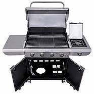 Газовый гриль Saber Select 4-Burner Gas Grill, фото 8